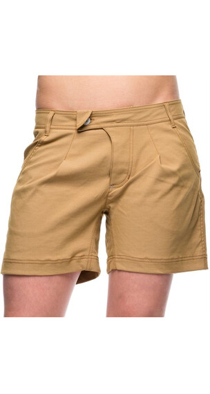 Houdini W's Action Twill Shorts Antique Gold
